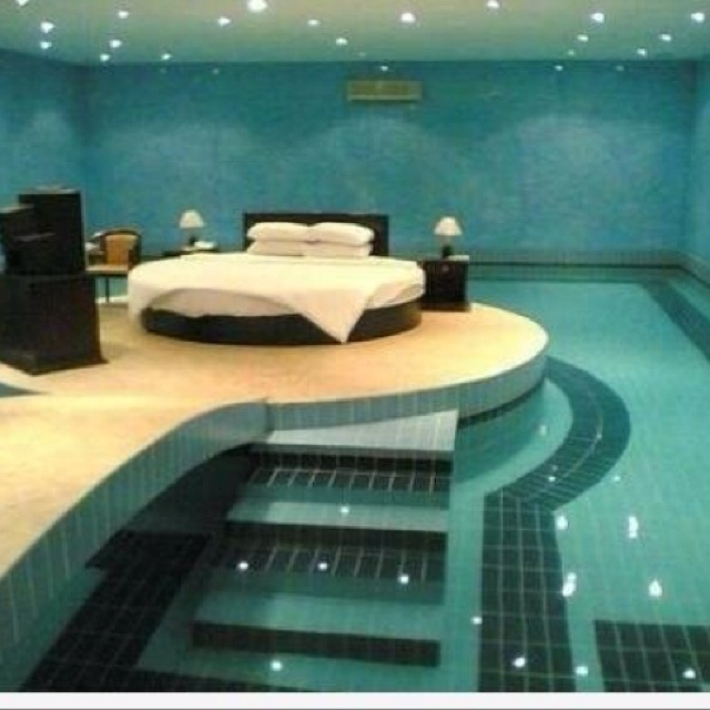 So cool! But your stuff would get REALLY wet