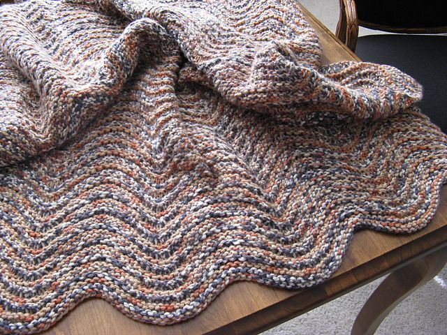 Unique Afghan Patterns To Knit Picture Collection Easy Scarf
