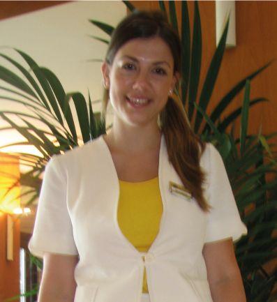 Beatrice - Receptionist