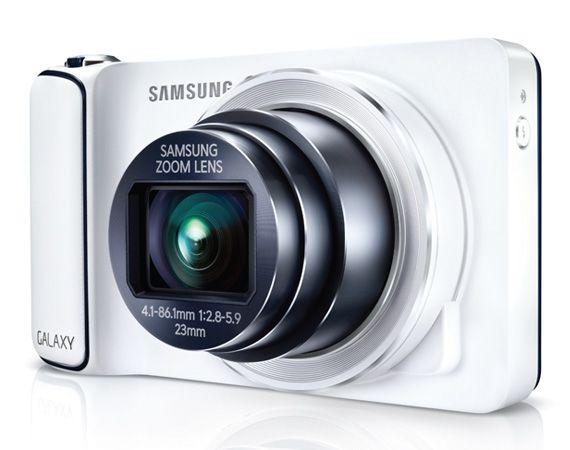 Samsung Galaxy Camera EK-GC100 - Bianca - 16MP