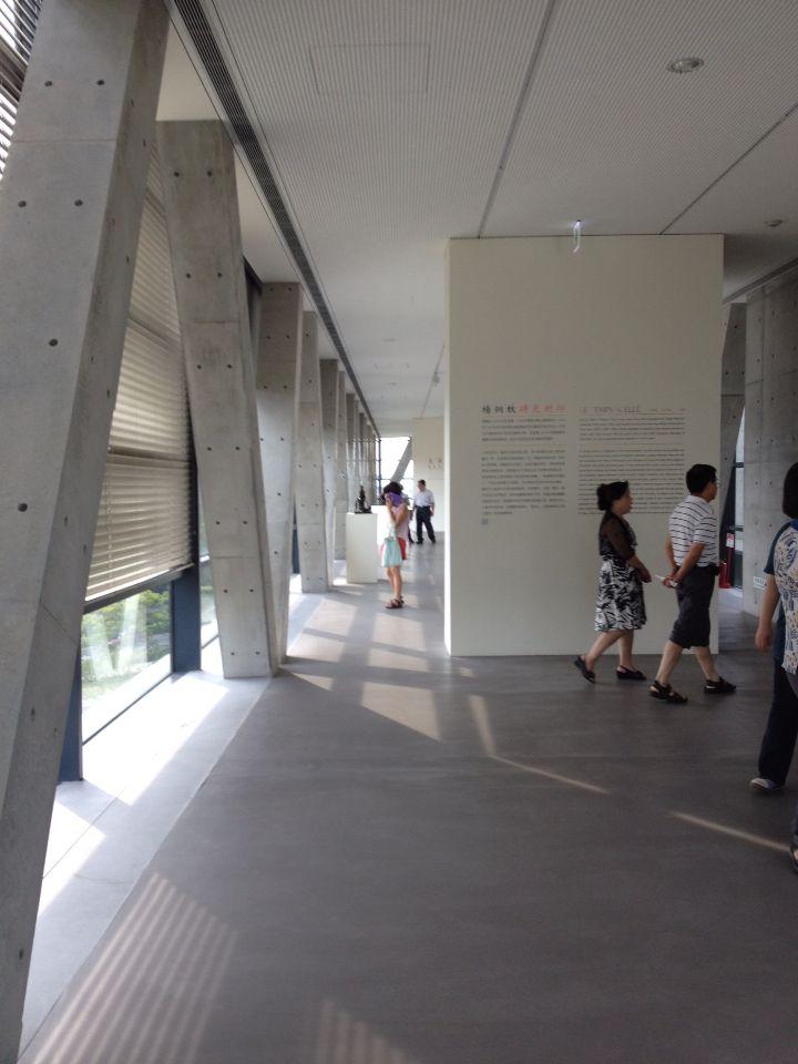 亞洲大學當代美術館展間