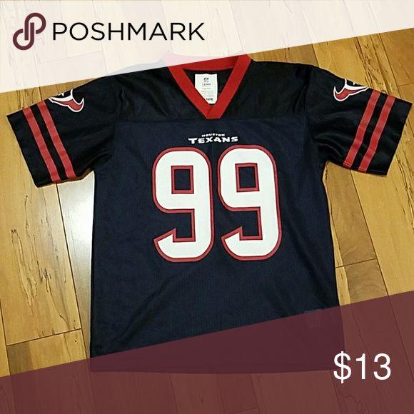 Boys Size 12/14 J.J. Watt Jersey Like new. J.J. Watt Jersey.  Go Texans! NFL Shirts & Tops Tees - Short Sleeve