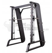 Smith Machine  Dimensions (L×W×H):     109cm × 218cm × 232cm   For more info visit: http://www.gymandfitness.com.au/diamond-series-smith-machine.html
