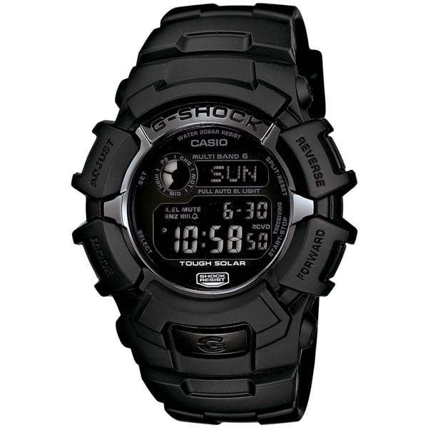 Save big on Casio - G Shock - Solar Atomic Watch with GovX exclusive discounts for military & government service members! Log in to see pricing.