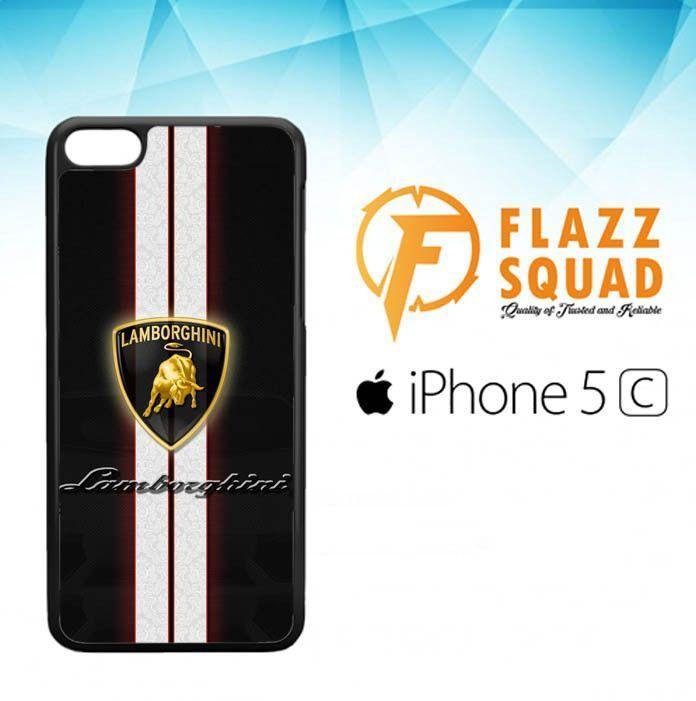Lamborghini Logo E0822 iPhone 5C Case - https://www.luxury.guugles.com/lamborghini-logo-e0822-iphone-5c-case/