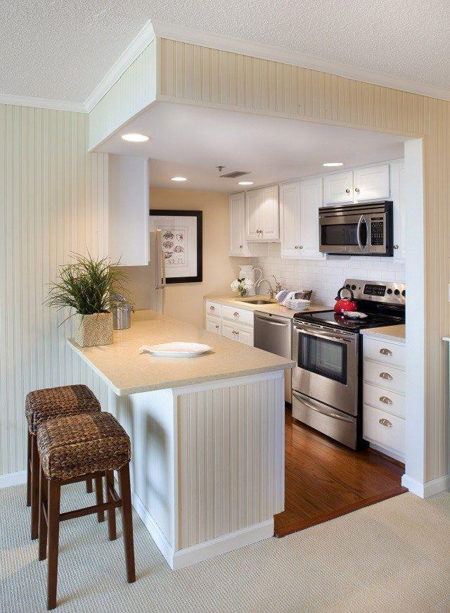 Desain Dapur Bersih 5 Penampilan Ruang Dapur Yang Cantik Dan