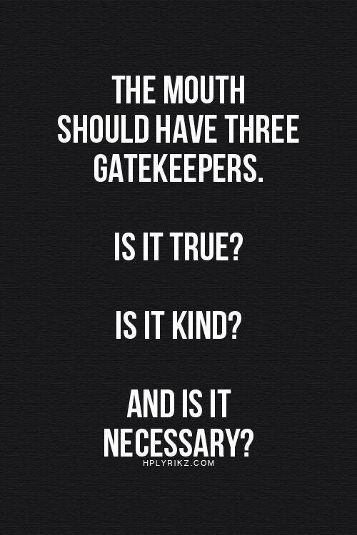 Social gatekeepers