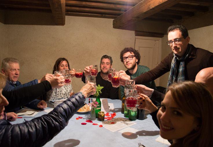 """Altri sapori"" - Cena a base di piatti europei - Aprile 2016"