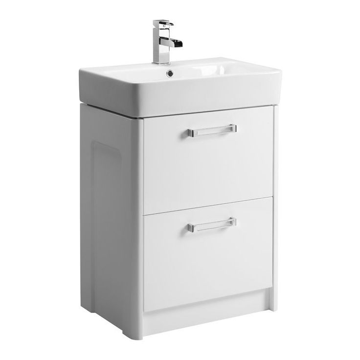 Tavistock Q60 575mm Freestanding Vanity Unit