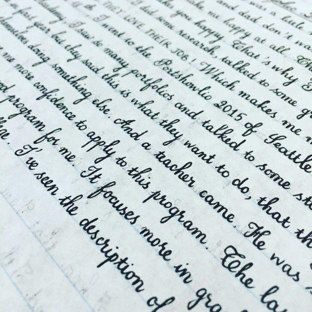 22 Dinge, die jeder Schreibwaren-Fan schon mal heimlich gemacht hatNeea Devil