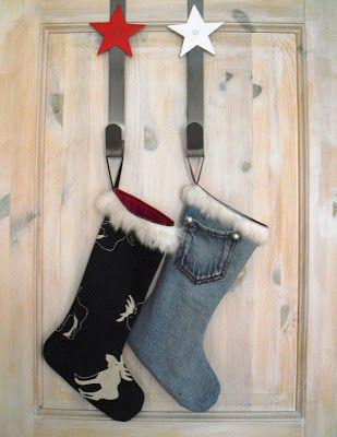 Moski: Christmas stockings - Julestrømper