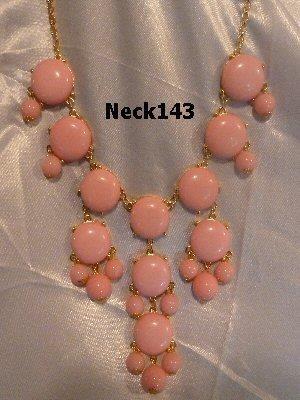Necklace Light Pink #Neck143