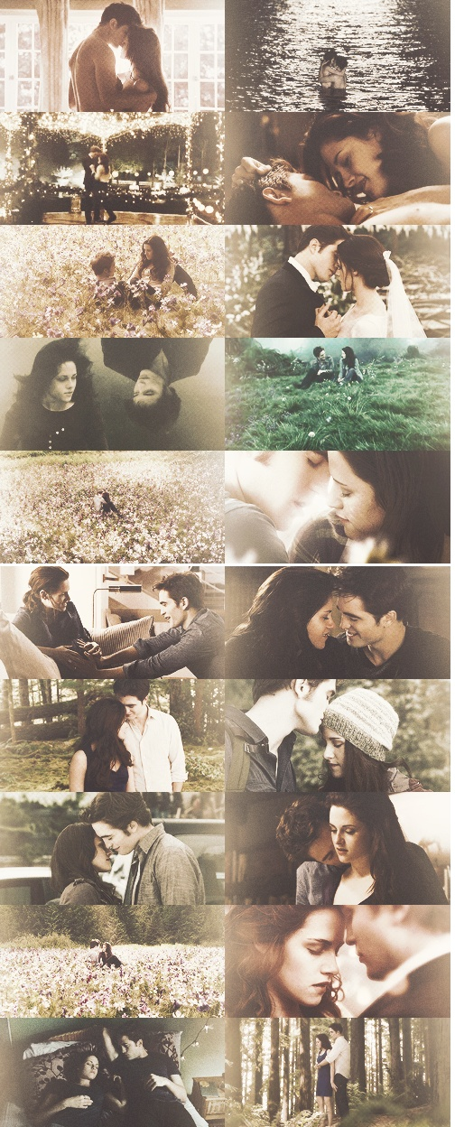 <3 Bella and Edward <3 <3 The Twilight Saga~~ Find great merchandise for TwiHards of all ages.. Coming soon!! Immortal Love Forever website www.immortalloveforever... for more pictures, merchandise, and trailers and all the Twilight scoop.