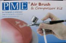 Airbrush Compressor kit - PME - 85.00EUR - Craft Heaven : Craft supplies, Cakeware, Crystals & Angels