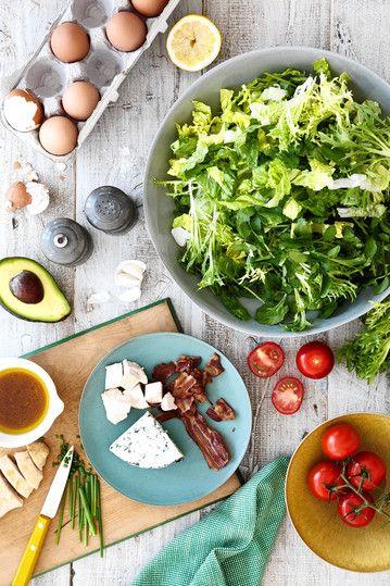 Old-Fashioned Cobb Salad