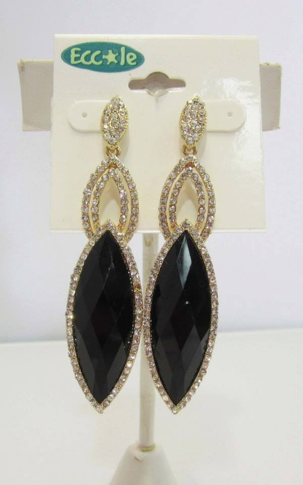 Statement Earrings - Aretes