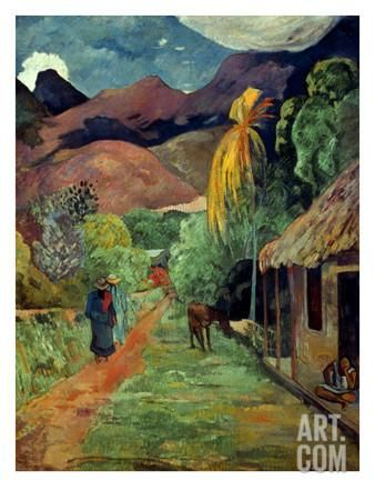 Gauguin: Tahiti, 19Th C Giclee Print by Paul Gauguin at Art.com