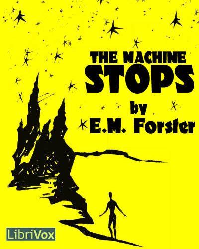 """""""The Machine Stops,"""" Life Begins. #edcmchat #EMForster #TheMachineStops"""