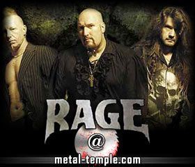 Peavy Wagner (Rage) interview - Metal-Temple.com