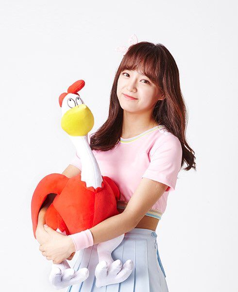 IOI's Sejeong models for Stone Age | Koogle TV