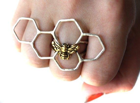 Sterling Silver Honey Knuckles