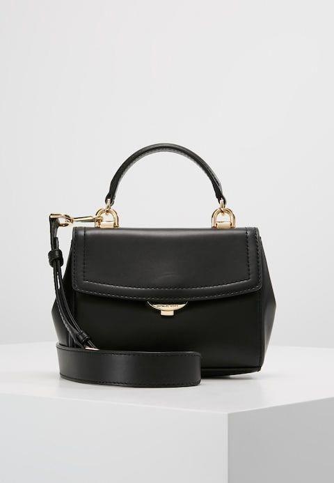 45214c8bbbd41 MICHAEL Michael Kors CROSSBODY - Handbag - black - Zalando.co.uk   Handbagsmichaelkors