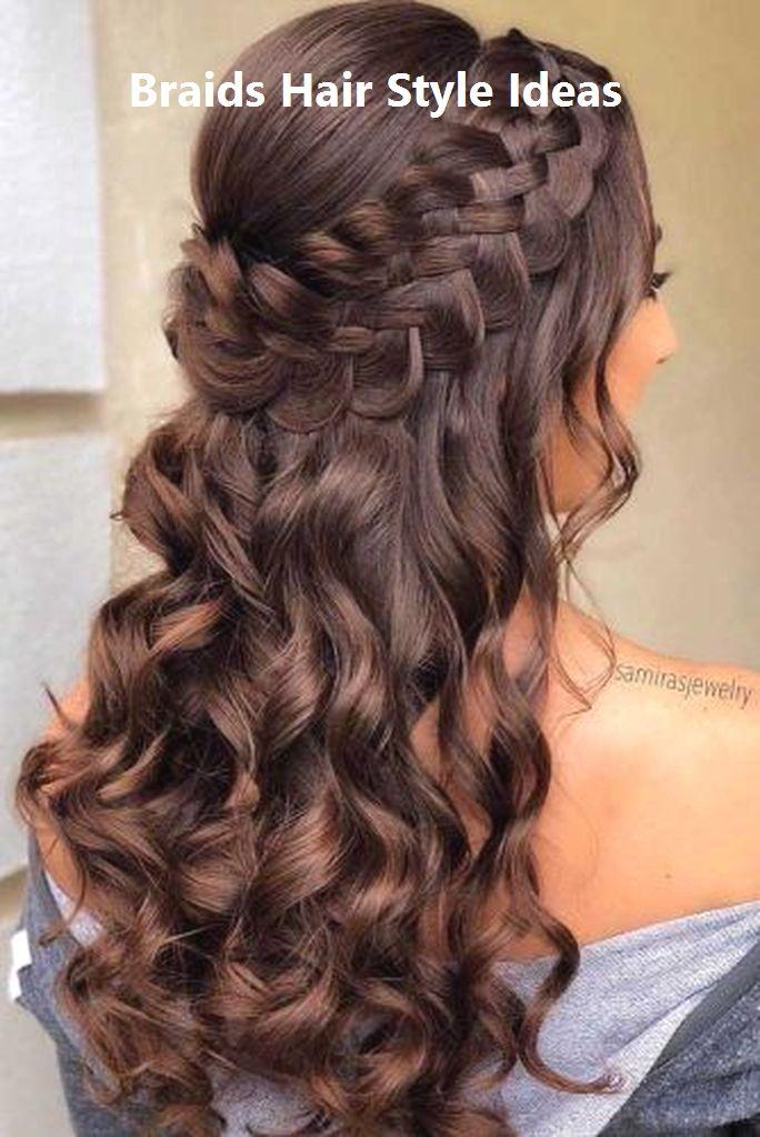 35 Cute and Simple Braids Hair for Women Long Hair