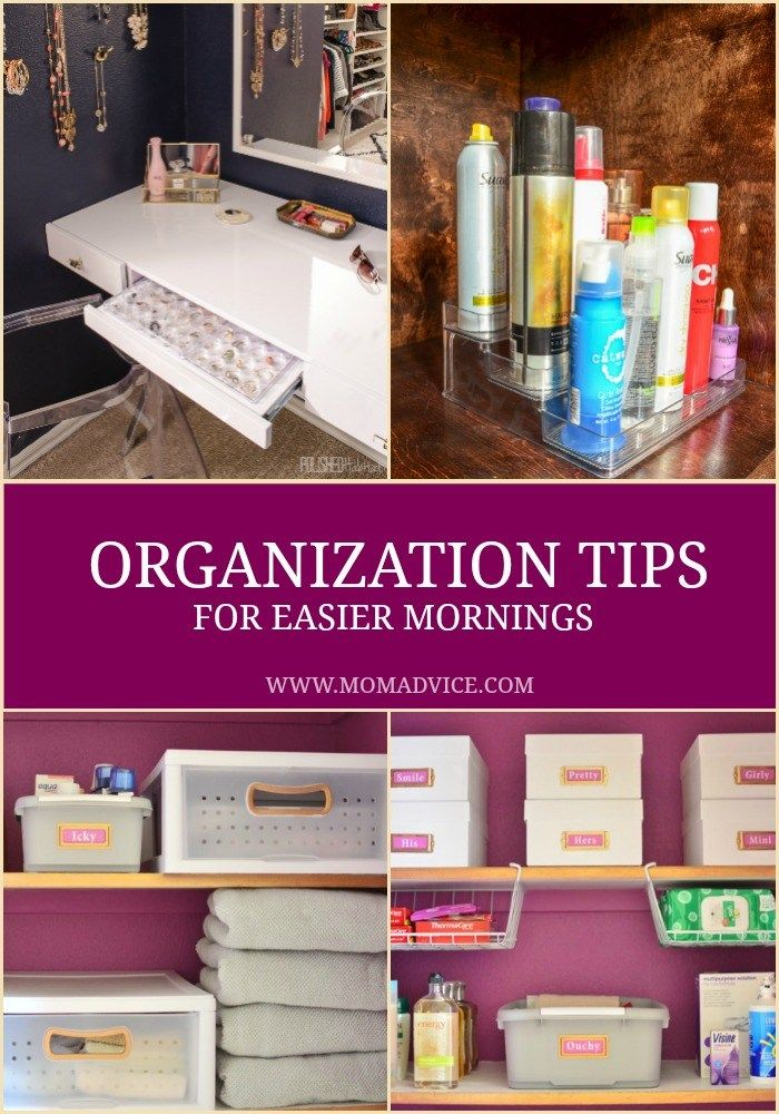 1000 Images About Organization Tips And Ideas On Pinterest Clutter