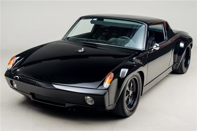 1974 Porsche 914 Coupe Maintenance/restoration of old/vintage vehicles: the material for new cogs/casters/gears/pads could be cast polyamide which I (Cast polyamide) can produce. My contact: tatjana.alic14@gmail.com