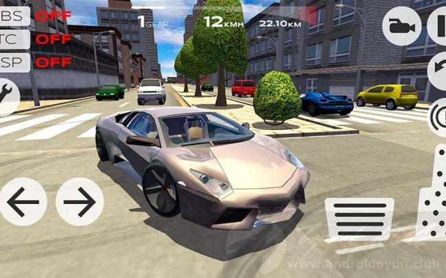 Extreme Car Driving Simulator V4 17 6 Mod Apk Money Km Hacks