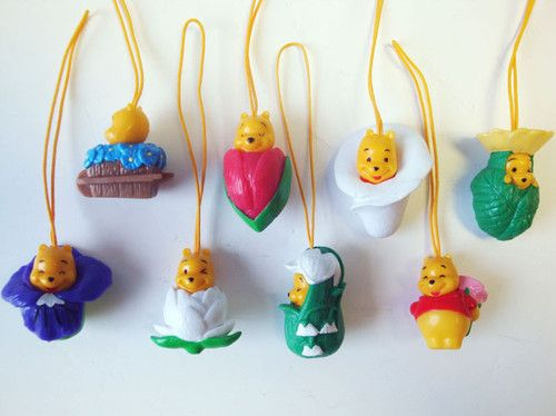 Love Disney Winnie the Pooh Peek-a-Pooh - so great to collect!
