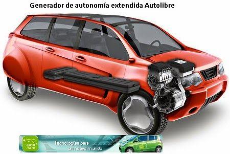 coches electricos, motor vehiculo electrico, conversiones,empresa de carros electricos: Se terminaron las dudas sobre la autonomía de tu c...