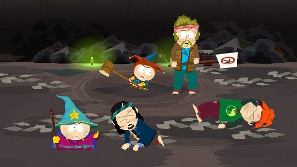 Ubisoft 'Stick's to 2013 Release for South Park RPG