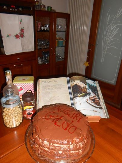CAKE NOCCIOLOSA CREMA BURRO AL CIOCK