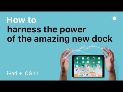 Apple releases videos showing how to get things done with the iPad, iPad Pro and iOS 11