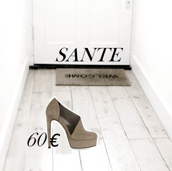 7471cafb4cf Sante_ Γυναικείες γόβες by Napolitana & Varese   Γυναικεία παπούτσια    Pumps, Heels και Shoes