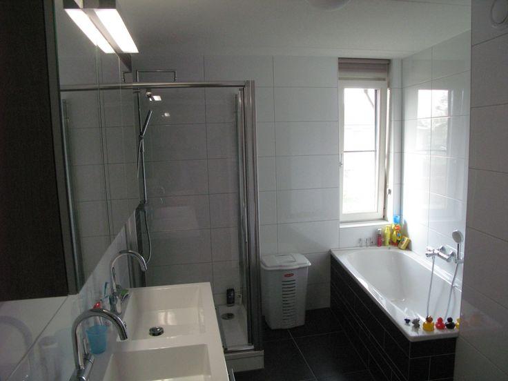 Fam Verschoor (badkamer)  Moderne keukens  Pinterest