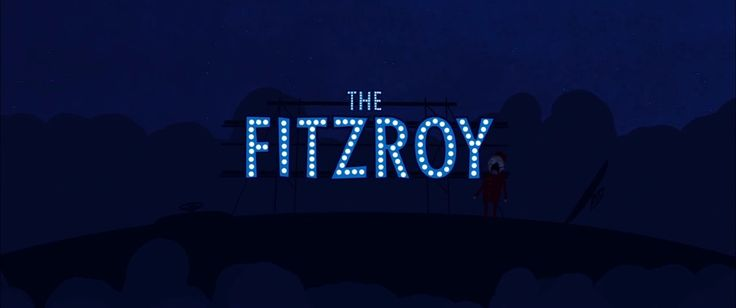 The Fitzroy title sequence. Winner of the Special Jury Prize at SXSW 'Excellence in Title Design Award' 2015