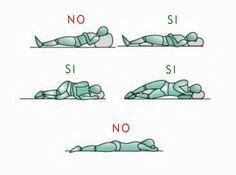Claves para evitar los dolores de espalda