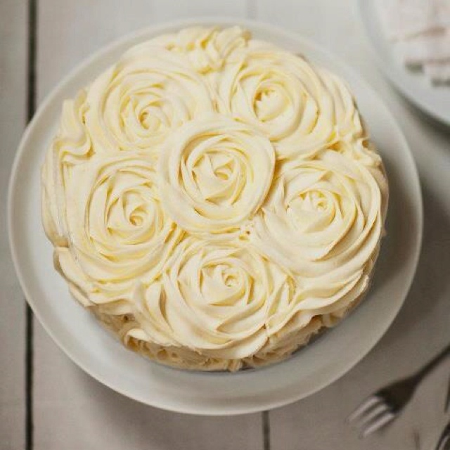 Flowery #cake