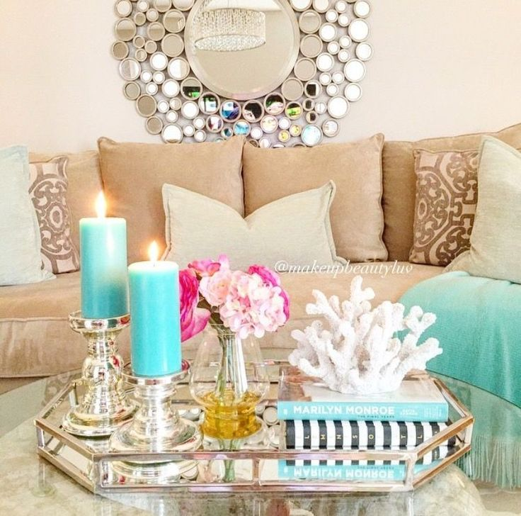 25+ Best Ideas About Coffee Table Tray On Pinterest