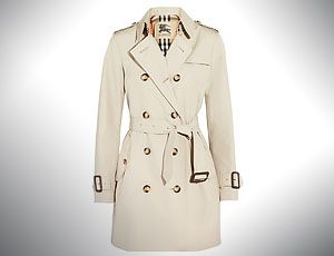 How to spot a fake Burberry trench coat and buy genuine Plus video