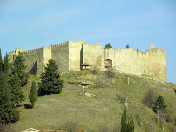 castle of Karditsa, Greece