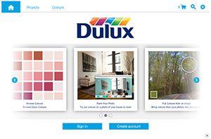 Dulux - Paint a Room