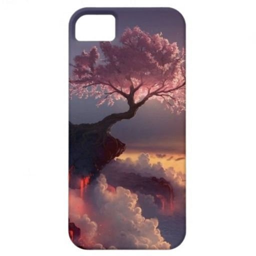 "I-phone case ""Pink Dream"" 