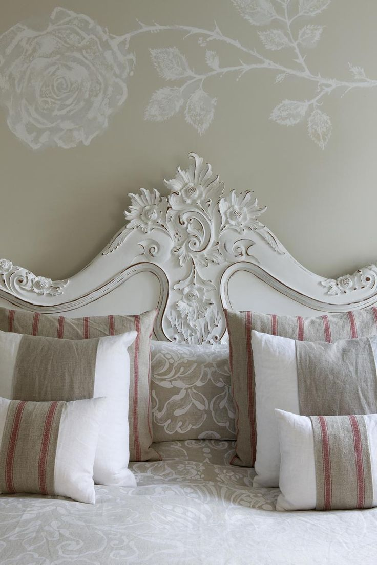 Best Images About Romantic Style Bedrooms On Pinterest - French style bedrooms ideas