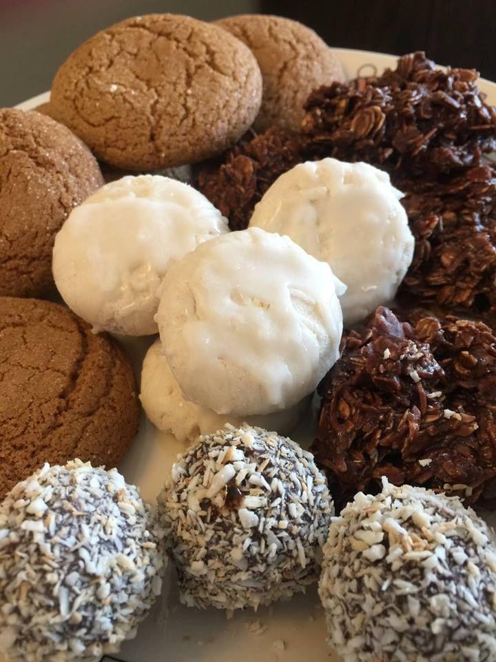 Gluten Free Assorted Cookies