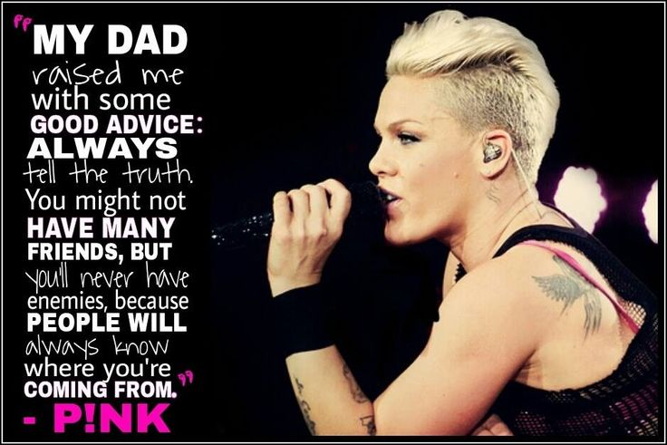 P Nk Quotes About Love : 25+ best ideas about Singer pink on Pinterest Pink singer hair ...