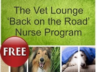 free nurse consultations at the vet lounge