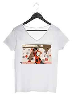 Tee shirt imprimé femme forte, des tailles larges pour des images fortes sur de beaux T-shirt.... 2015 - Mon Beau Tee Shirt Imprimé .com
